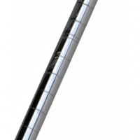 1800mm High - Single Pole